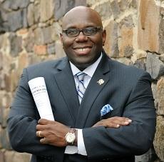 New Jersey state senator Troy Singleton