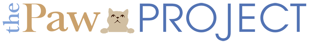 The Paw Project logo